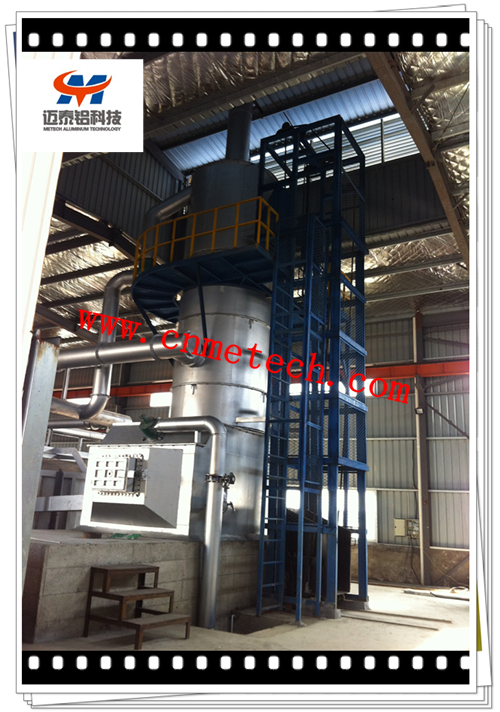 aluminum alloy rod continuous casting and rolling  ccr   line